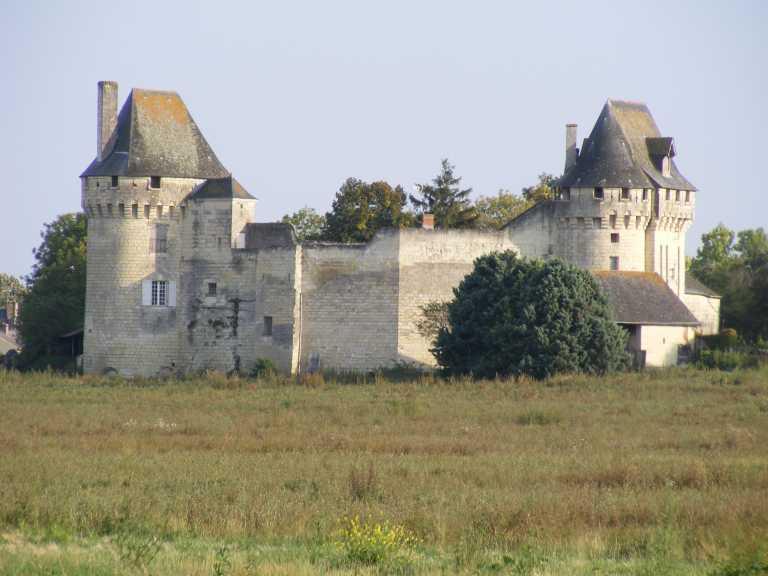 Chateau de poce