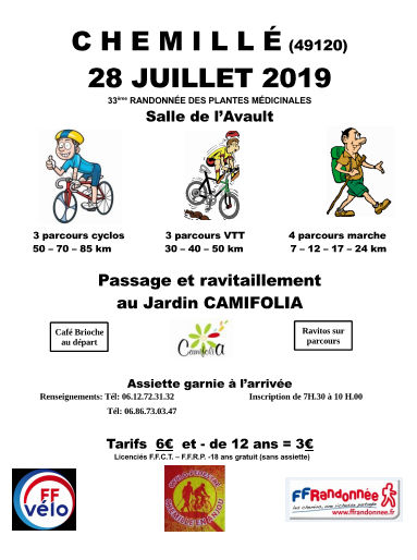 Chemille 2019