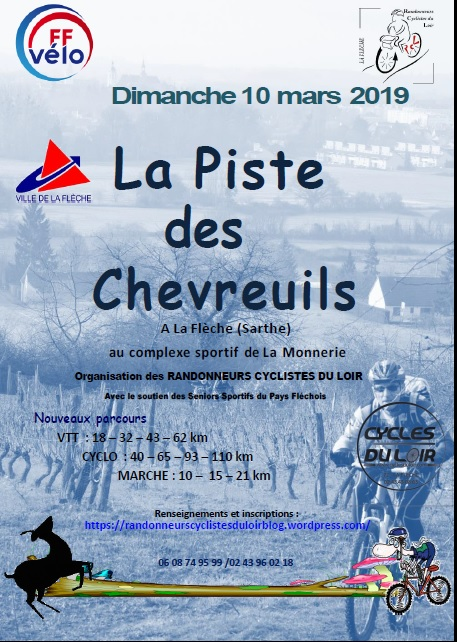Chevreuil flyers recto