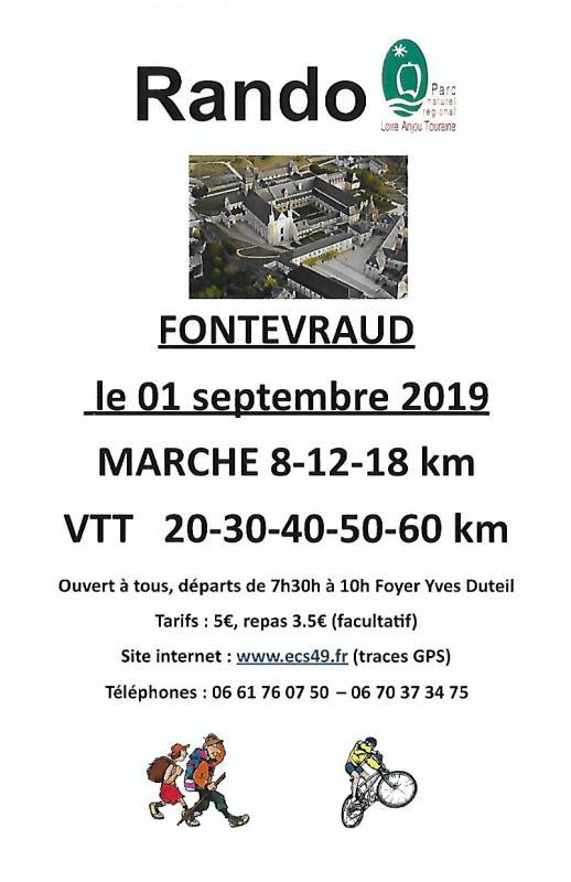 Fontevaurd 2019