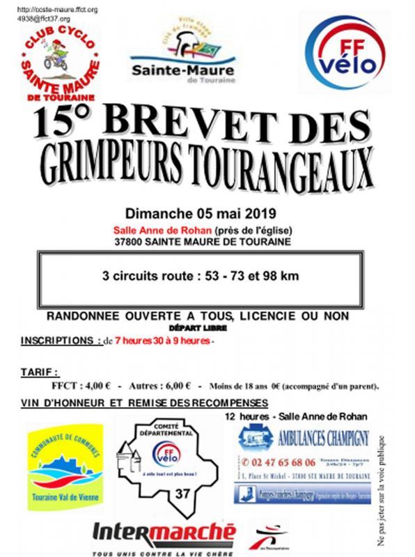 Grimpeur tourangeaux 2020