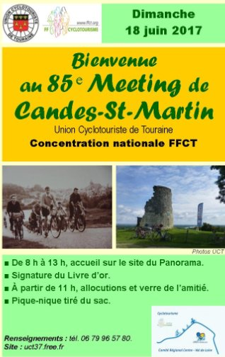 Meeting candes 2017