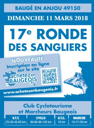 Ronde sangliers 2018